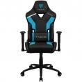 Silla Gaming Profesional Thunderx3 TC3 Black/Blue