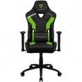 Silla Gaming Profesional Thunderx3 TC3 Black/Green