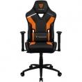 Silla Gaming Profesional Thunderx3 TC3 Black/Orange