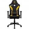 Silla Gaming Profesional Thunderx3 TC3 Black/Yellow