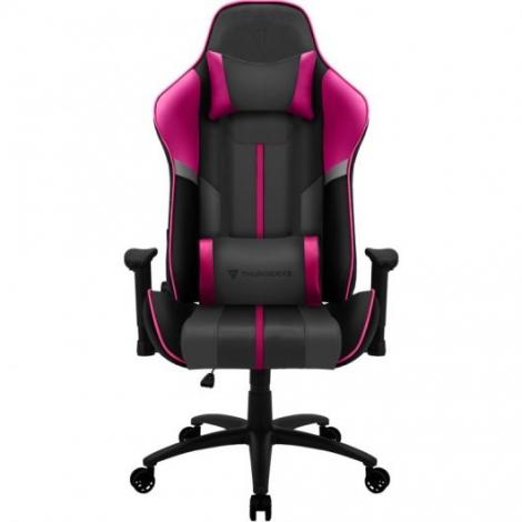 Silla Gaming Thunderx3 BC3 Boss Fuchsia Grey/Pink