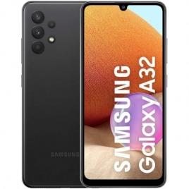 """Smartphone Samsung Galaxy A32 6.5"""" OC 4GB 128GB 4G Android 11 Black EU"""