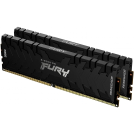 DDR4 16GB BUS 3200 Kingston CL16 Fury Renegade Black KIT 2X8GB