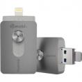 Memoria USB Silver HT 32GB Istick PRO Space Grey