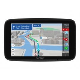 """Navegador GPS Tomtom GO Discover 7"""" WIFI Mapas Europa Black"""