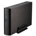 "Carcasa Disco Duro 3.5"" Tooq TQE-3520B Ide/Sata USB 2.0 Black"