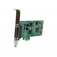 Controladora PCIE Startech 4P Serie