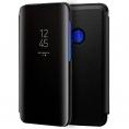 Funda Movil Cool Flip Cover Clear View Black para Xiaomi Redmi Note 7 / Note 7 PRO