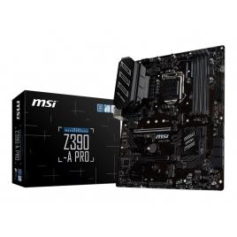 Placa Base Msi Intel Z390A PRO Socket 1151 ATX DDR4 Glan USB 3.1 Audio 7.1