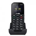 Telefono Movil Maxcom Comfort MM38D Black
