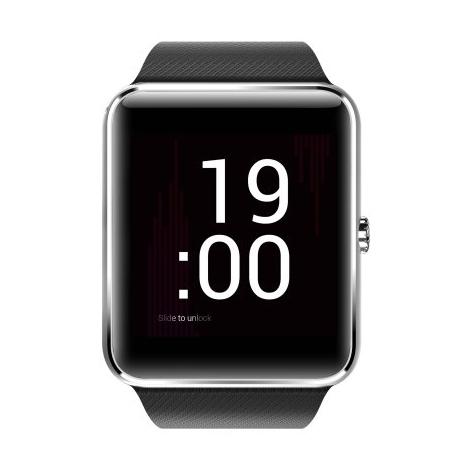 Smartwatch Innjoo Innwatch Black/Silver Micro SIM
