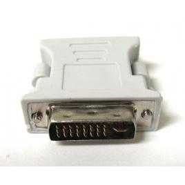 Adaptador Kablex DVI 24+1 Macho / DVI 24+5 Hembra