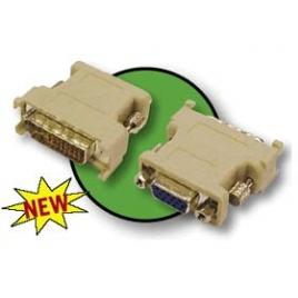Adaptador Kablex DVI 24+5 Hembra / Svga 15 Macho