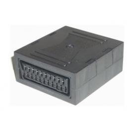 Adaptador Kablex Euroconector Hembra / Hembra