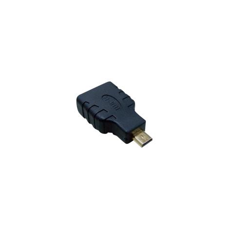 Adaptador MCL HDMI Hembra / Micro HDMI Macho
