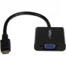 Adaptador Startech Mini HDMI Macho / VGA Hembra
