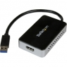 Adaptador Startech Video Externo USB 3.0 / HDMI + HUB USB 3.0