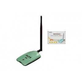 Adaptador WIFI Alfa Network Awus036nh 150Mbps USB 5DBI 2W