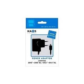 Alimentador Kaos para Nintendo para Nintendo 3DS XL / 3DS / DS XL / DSI