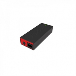 Alimentador Portatil Universal Approx 40W 9 Conectores Black/Red