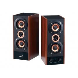 Altavoces Genius SP-HF800A 2.0 20W Brown