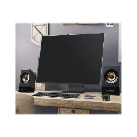 Altavoces Logitech Z533 2.1 60W Black
