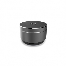 Altavoz Bluetooth Celly ALU Space Grey