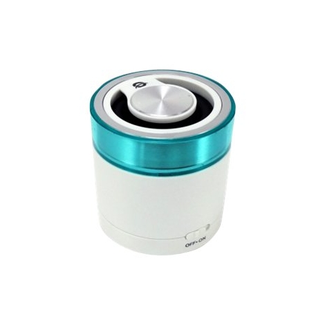 Altavoz Bluetooth Conceptronic Travel Stereo Speaker 3W White
