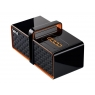 Altavoz Bluetooth Hercules WAE BTP03 Mini 2.0 4W Black/Orange
