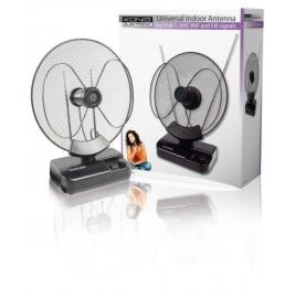 Antena Konig Fm/Tv para Interiores 36 DB