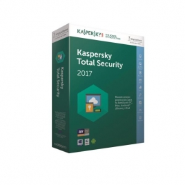Antivirus Kaspersky Total Security Multidevice 3 Licencias Renovacion