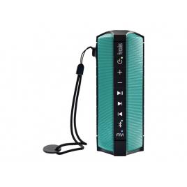 Altavoz Bluetooth Hercules WAE Outdoor Rush IP67 Turquoise
