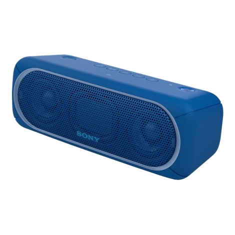 Altavoz Bluetooth Sony Srsxb30  Blue