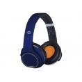 Auricular + Microfono + Altavoces Conceptronic Bluetooth 2.1 Micro SD Blue