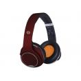 Auricular + Microfono + Altavoces Conceptronic Bluetooth 2.1 Micro SD red