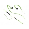 Auricular + Microfono Celly Airpro100 Sport Green/Black