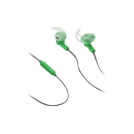 Auricular + Microfono Celly Fitbeat Intrauditivo Green