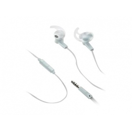 Auricular + Microfono Celly Fitbeat Intrauditivo White