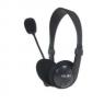 Auricular + Microfono Nilox Dynamic Headphones Black