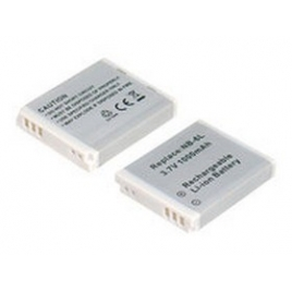 Bateria Camara Digital Microbattery Compatible Canon Ixus 85IS 95IS 1000MAH