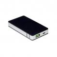 Bateria Externa Celly 4.000MAH USB Ligthning Black/Silver
