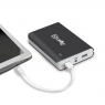 Bateria Externa Universal Celly 10.000MAH 2.1A USB Black