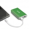 Bateria Externa Universal Celly 6.000MAH USB Green