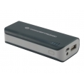 Bateria Externa Universal Conceptronic 4.400MAH + Linterna
