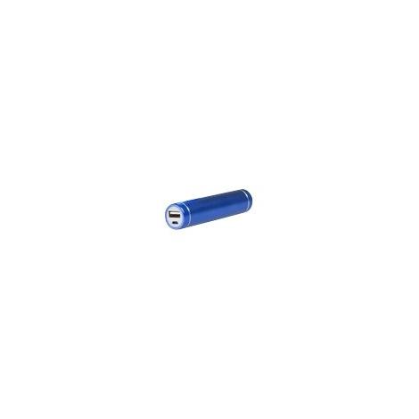 Bateria Externa Universal Estuff 2.600MAH USB Blue