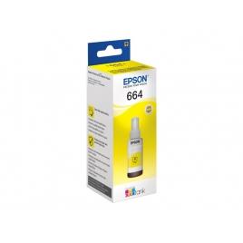 Bote de Tinta Epson T6644 Yellow 70ML Ecotank L355 L555