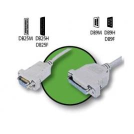 Cable Kablex 25 Macho / 25 Hembra 2M