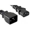 Cable Kablex Alimentacion C13 / Alimentacion C20 0.2M