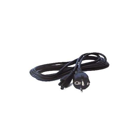 Cable Kablex Alimentacion Tipo Trebol C5 / red Schuko 2.5M