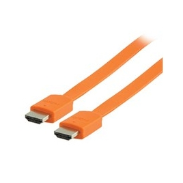 Cable Kablex HDMI 1.4 19 Macho / 19 Macho 2M 3D Orange